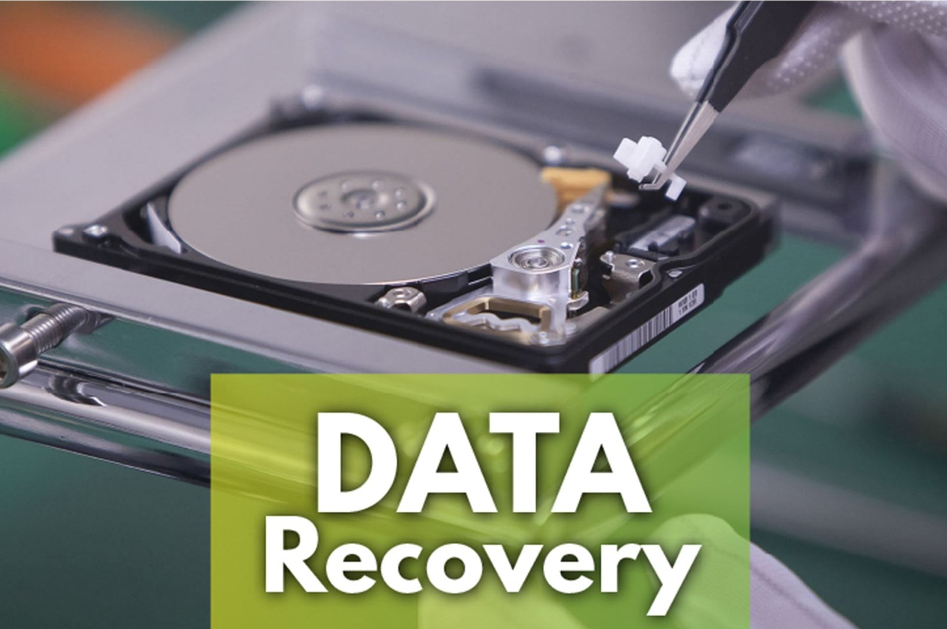 Data Recovery From Storage Drives In NYC