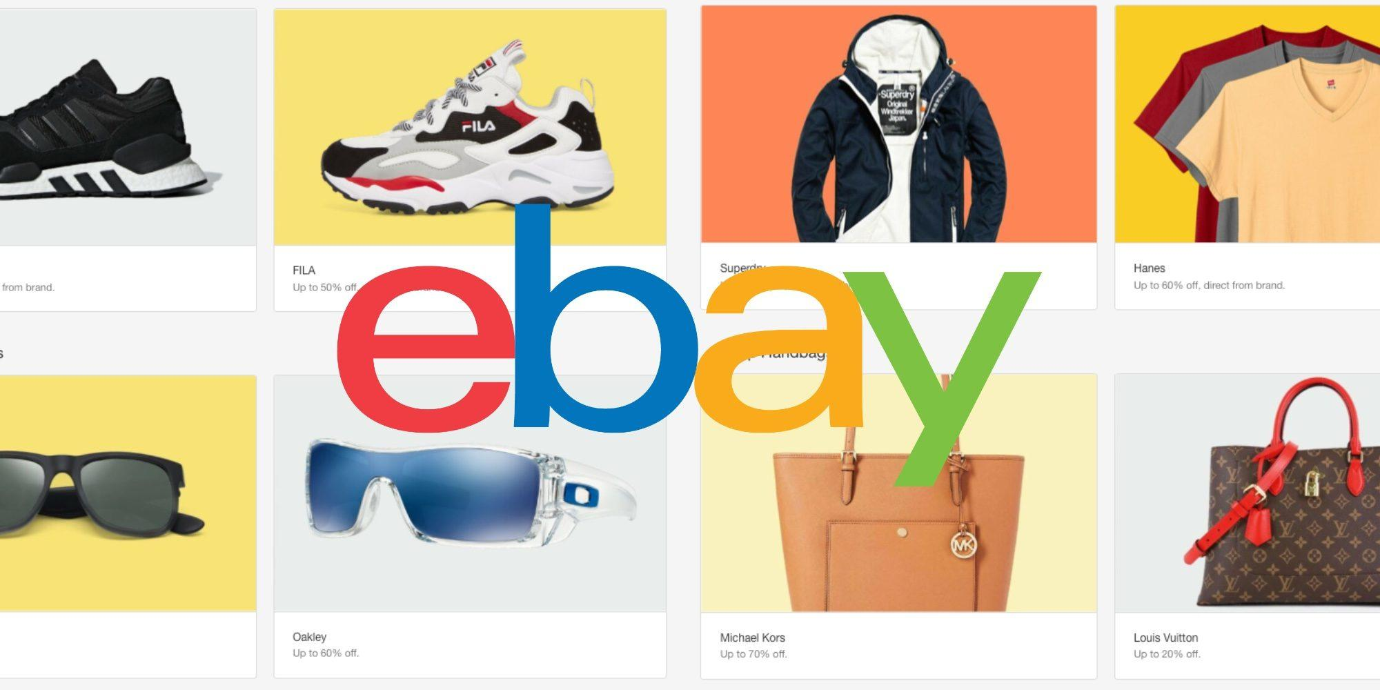 eBay for Selling Your Products Online